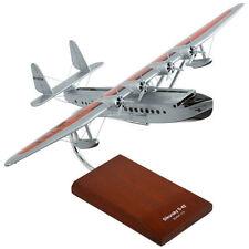 Pan Am American Sikorsky S-42 Desk Display Flying Boat Model 1/72 MC Airplane