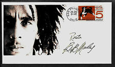 Bob Marley Limited Edition Collector's Envelope *A379