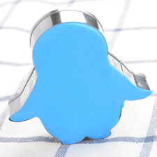Stainless Steel Cake Kids Cookie Cutter Mold DIY Baking Tools Penguin Shape Cute