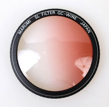 58mm Graduated to Wine Color Filter