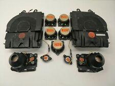 BMW 7er E65  Lautsprecher Logic 7 Hifi System Box  Set  6907645 6907641  (1G)