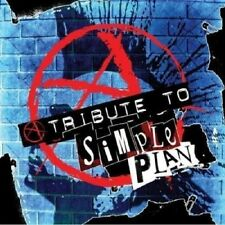 TRIBUTE TO SIMPLE PLAN  CD NEUF