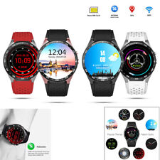 3G Bluetooth Smartwatch Mobile Phone 4GB GPS Sport Wristwatch for Android iPhone