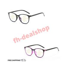 Reading Glasses Progressive Multifocal Anti Blue Light Transition Photochromic