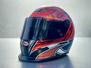 Danny Lasoski Bell Racing Replica Helmet World Of Outlaws Sprint Car Champion