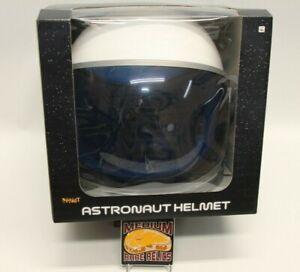 Astronaut Helmet Space Cosplay Halloween Costume Blue Tinted Shield - In Hand