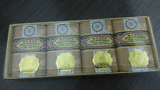 Premium package 4 Bars BEE & FLOWER Sandalwood Soap Sandal Wood Aroma