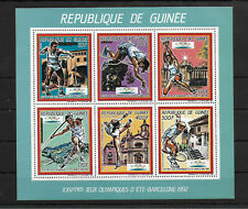 Guinea,1987,Olympic,collective,MNH
