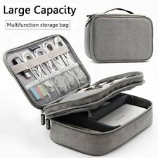 Multifunction Digital Storage Bag Empty USB Data Cable Earphone Organizer Case