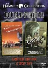 The Lost Continent (1968) The Reptile (1966) (2 Disc DVD) RARE, OOP!