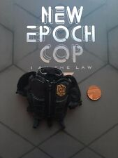 VTS New EPOCH COP Judge Anderson Armored Body Vest VM-013 loose 1/6th scale
