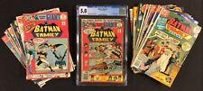 BATMAN FAMILY #1 - 20 DC Giant Bronze Age Comics #6 CGC 5.0 1st JOKERS DAUGHTER