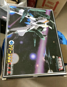 Evolution toys toy Macross VF-2SS Valkyrie II SAP super armored pack
