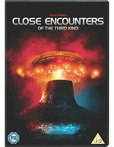 Close Encounters Of The Third Kind [DVD] [2011] New Sealed UK Region 2
