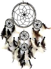 dream catcher ebay Dreamlight Dog handmade dream catcher with feathers car or wall hanging decoration ornament