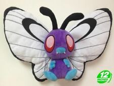"""FAST SHIPPING Butterfree Male 12"""" 30cm Pokemon Game Figure Anime Plush Toy Doll"""