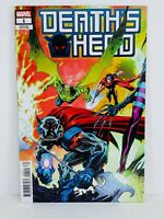 Deaths Head #1 First Print Variant Comic Book (Marvel, 2019) C2