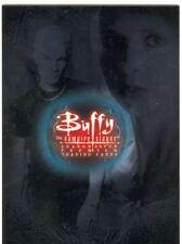 Buffy TVS Season 7 Promo Card NSU-SD