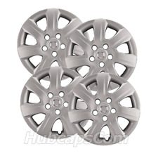 "Set of (4) 16"" Silver Hubcaps fit Toyota Camry 10-11, Heavy Duty Wheel Covers"