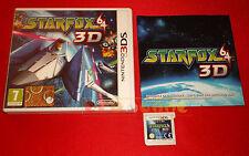 STAR FOX 64 3D Nintendo 3Ds StarFox Versione Italiana 1ª Edizione ○○○ USATO - DT