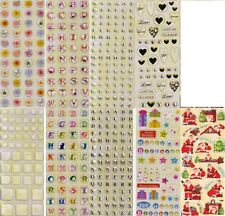 Papermania Embellishments - Acrylic Dome Stickers