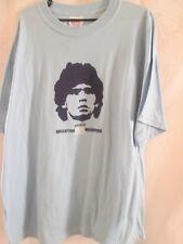 Argentina Maradona 1986 Football T Shirt Size XL /11048