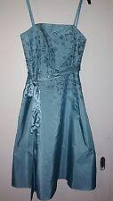 Monsoon Silk Prom Dress