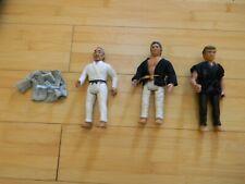 Vintage Remco Karate Kid Figures lot