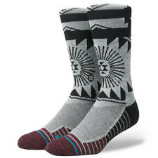 Stance Fusion Athletic El Morro Crew Socks Men's Size Large 9-12