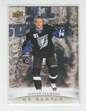 (63999) 2011-12 UPPER DECK CANVAS STEVEN STAMKOS #C76