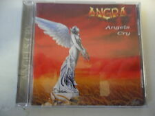Angra - Angels Cry - signierte Japan CD - ohne OBI - Victor VICP-5314 - gut