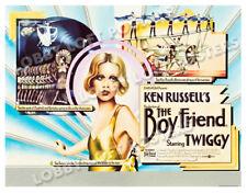 THE BOY FRIEND LOBBY CARD POSTER BQ 1971 TWIGGY ROARING TWENTIES COMEDY MUSICAL
