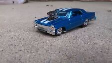1/64 custom 1967 promod nova  gasser drag car hot wheel johnny lightning