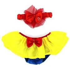NWT-Baby Girls Disney Princess Snow White Diaper Cover & Headband Set-size 0/12