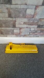 DYSON DC04  BRUSH BAR HOUSING, DC04 CLUTCH TYPE, SPARE PARTS, YELLOW