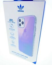 """adidas iPhone 11 Pro 5.8"""" Case Cover Protective Phone Cover Clear Genuine"""