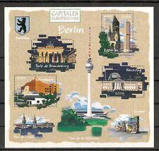 FRANCE 2005...Miniature Sheet n° 88 MNH...European Capitals BERLIN (Germany)