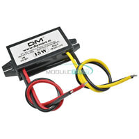 12V To 5V 3A 15W Car Power DC-DC Power Converters Car Led Display Power Supply