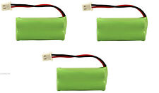 3 Vtech At&t Home Phone Battery 700mAh NiMh for Cl80113 Tl86003 Tl88002 Clp99003