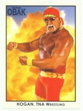 "HULK HOGAN ""OBAK CARD #91"" WWE TNA NEW ERA"