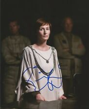 Genevieve O'Reilly Signed Star Wars:Rogue One 10x8 Photo AFTAL