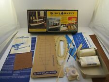 1977 Richard Surving THE GAY NINETIES Steamer DIANA : Blueprints Templates Only