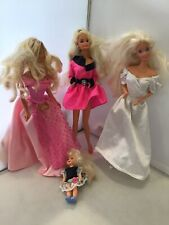 Barbie Doll Lot 1.