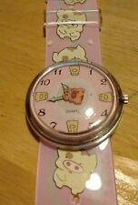 Vintage Pig watch, running with new battery C