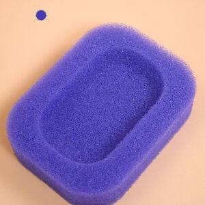 5pcs Bathroom Kitchen Creative Mesh Sponge Soap Dish Box Shower Washing holder