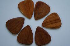 Timber Tones Luxury Wood Guitar Pick - Ironwood - Single Pick