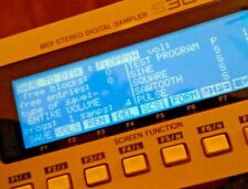 Plug & play REPLACEMENT BACKLIGHT AKAI CD3000XL sampler *No soldering required*