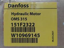 Danfoss OMS 315 Interchange Hydraulic Motor (151F2322)