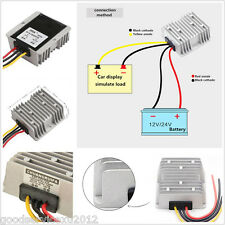 Autos Off-Road DC Voltage Stabilizer Automatic Regulator Waterproof 75*75*30mm