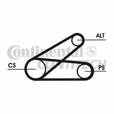 Keilrippenriemensatz - Contitech 6PK873 ELAST T1